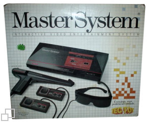 TecToy Master System Hang-On / Safari Hunt Box [Brazil]