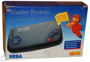 TecToy Master System Super Compact Alex Kidd in Miracle World Box [Brazil]