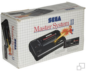 SEGA Master System II Alex Kidd in Miracle World Box [PAL/SECAM]