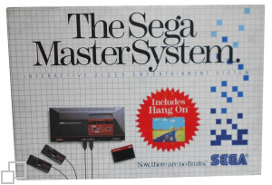 SEGA Master System Hang-On Box [PAL/SECAM]