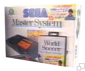 SEGA Master System Hang-On/World Soccer Walter Zenga Box [Italy]