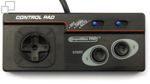 Competition Pro Professional Control Pad