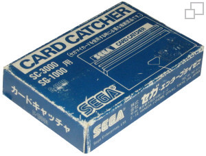SEGA Card Catcher