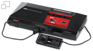 PAL/SECAM SEGA Master System Power Base
