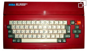 NTSC-JP SC-3000H [Red]