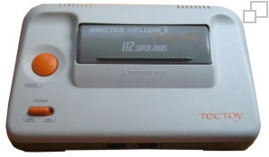 PAL-M TecToy Master System III Collection 112