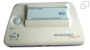 PAL-M TecToy Master System III Collection 74