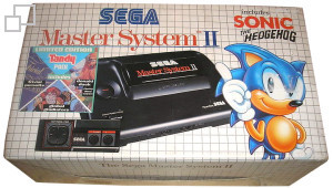 SEGA Master System II Tandy Pack Box [UK]